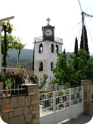 Biserica si turnul cu ceas