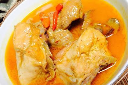 Resep dan Cara Membuat Kari Ayam Spesial