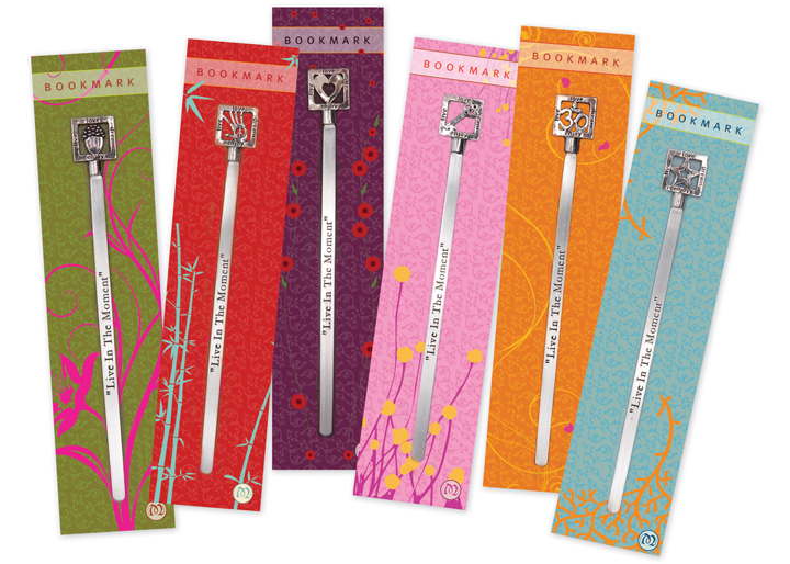 custom packaging boxes customized bookmarks create a striking