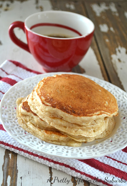 Best Ever Buttermilk Pancakes