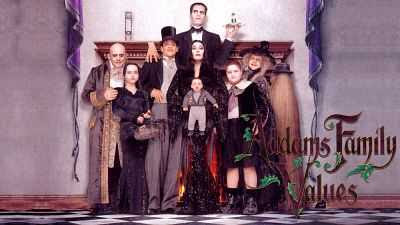 Addams Family Values (1993) Hindi Dubbed Download Dual Audio 300mb WEB-DL 480p
