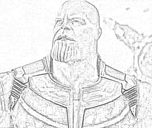 Coloring Pages: Avengers 4 Coloring Pages Free and Downloadable