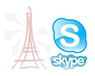 cours de français sur skype