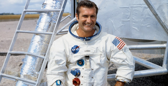 "Richard ""Dick"" Gordon. Credit: NASA"