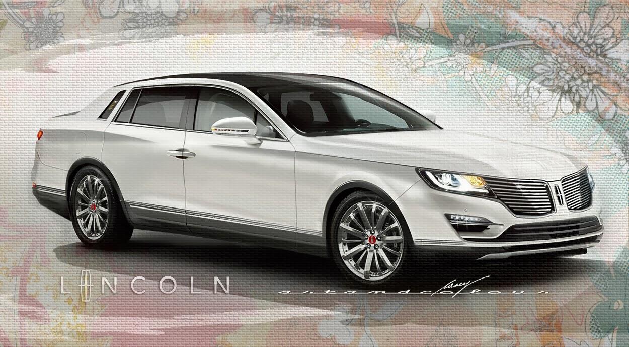 Bring Back The Big Lincoln 2015 Mktc Otoandraza Carinfos