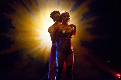 Bio: Professor Marston and the Wonder Women