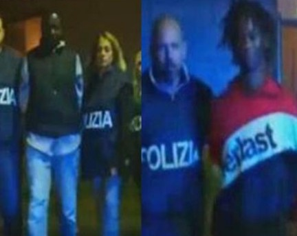 Nigerian migrant, 3 More Africans drug, gang ra-pe 16-yr-old girl to death in Italy