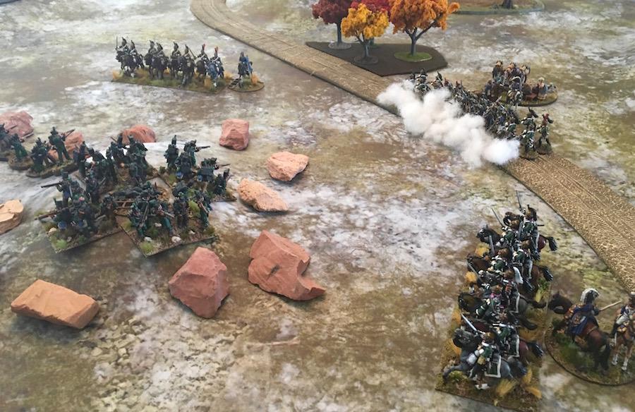Armies in Plastic Napoleonic Wars 1st Croat Regiment of Infantry 5804 NIB