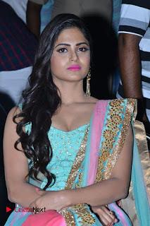 Actress Naina Ganguly Stills in Long Dress at Vangaveeti Audio Launch  0107.JPG