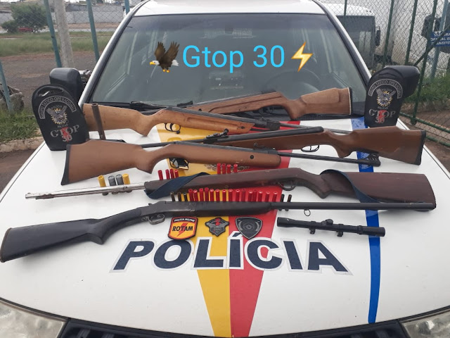 PMDF prende suspeito de fabricar e fornecer armas em Ceilândia