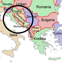 Balkanvuoret
