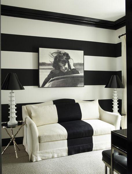 Pareti A Righe Verticali Diy Striped Wall Dipingere Parete A Righe