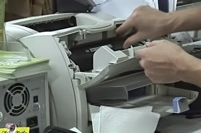Sửa máy in Canon lbp 3300 bị kẹt giấy