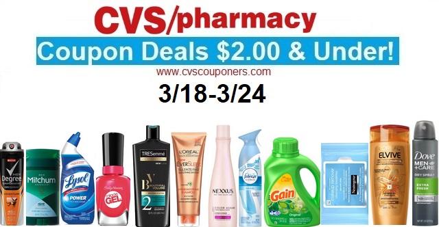 http://www.cvscouponers.com/2018/03/cvs-coupon-deals-200-under-318-324.html