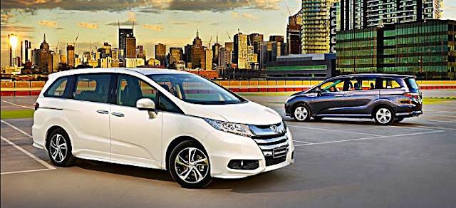 2018 Honda Odyssey Specs, Release date, Design, Price, Rumors