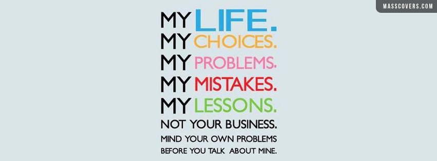 My Business Not Yours Quotes. QuotesGram