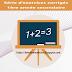 Série d'exercices corrigés Mathématiques - 1ère année secondaire