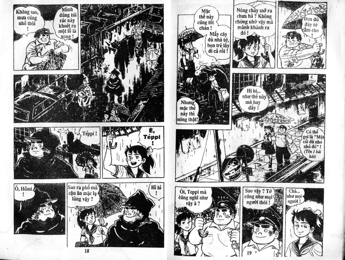 Ashita Tenki ni Naare chapter 1 trang 7