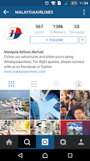 Malaysia Airlines on Instagram