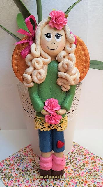 anioł z masy solnej, anioł, masa solna, wyroby z masy solnej, inspiracje z masy solnej, rękodzieło, polskie rękodzieło, kwiaty rcznie robione, pomysł n aprezent dla lekarza, lekarz, zabawka pani doktor, zawody, wiosna,angel of salt dough, angel, salt dough, products of salt dough, salt dough inspirations, handicraft, polish handicraft, hand-made flowers, idea for a gift for a doctor, doctor, toy doctor, competition, spring, ангел солевой массы, ангел, соль, продукты солевой массы, солевые масляные вдохновения, ремесла, польский ремесло, цветы ручной работы, идея для подарка врача, врач, игрушечный врач, конкурс, весна, ángel de sal masa, ángel, masa de sal, productos de masa de sal, inspiraciones de masa de sal, artesanía, artesanía polaca, flores hechas a mano, idea de un regalo para un médico, doctor, doctor de juguete, competencia, primavera, Engel der Salzmasse, Engel, Salzmasse, Produkte der Salzmasse, Salzmasseinspirationen, Handwerk, polnisches Handwerk, handgemachte Blumen, Idee für ein Geschenk für einen Arzt, Doktor, Spielzeugdoktor, Wettbewerb, Frühling,