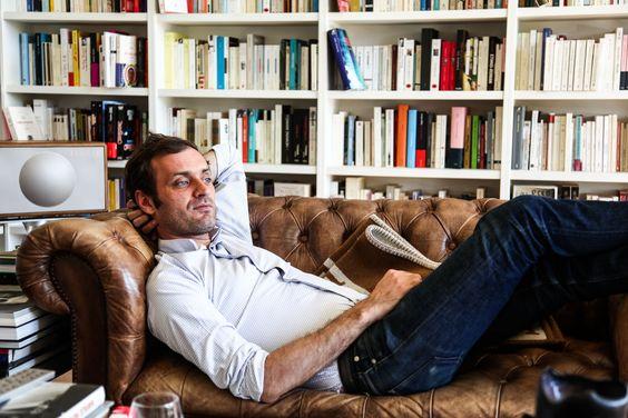 En esta casa de París los libros son los protagonistas