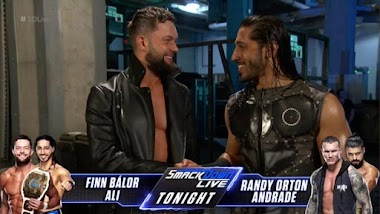 Replay: WWE Smackdown Live 30/04/2019