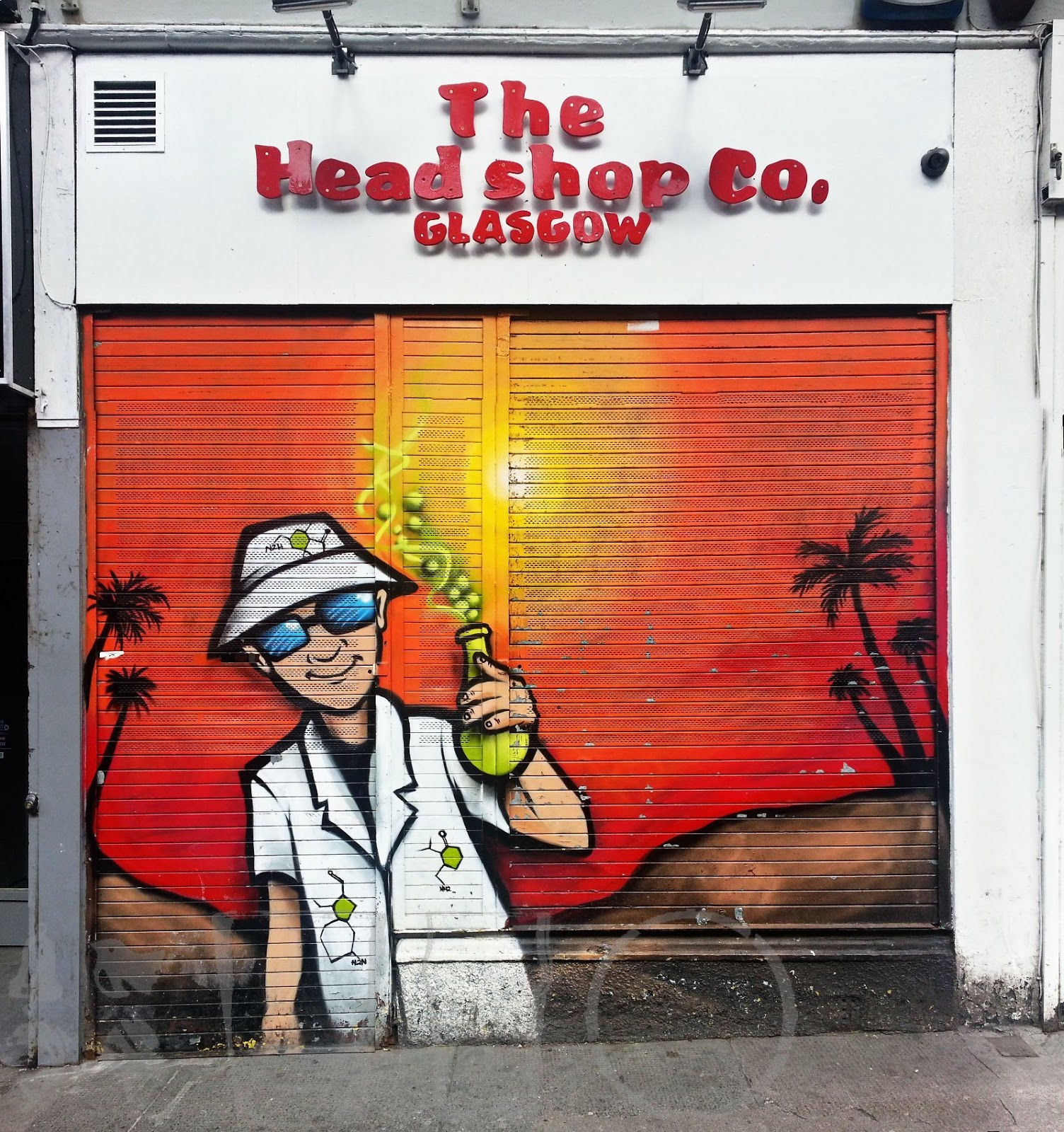 The Head SHop, Glasgow