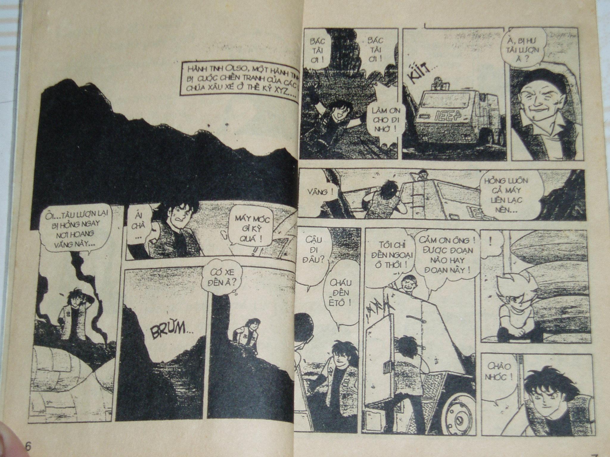 Siêu nhân Locke vol 18 trang 2