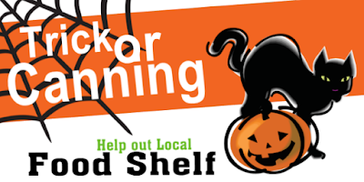 Trick or Canning Halloween Template | Banners.com
