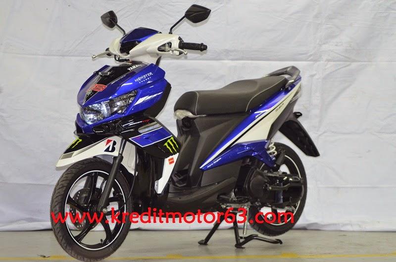 Kredit Motor Yamaha GT 125 Eagle Eye Custom