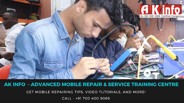 mobile repairing institute in noida