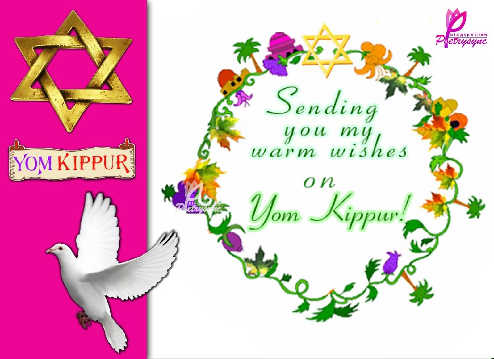 Happy Yom Kippur 2017 Greeting All New And Latest Yom Kippur