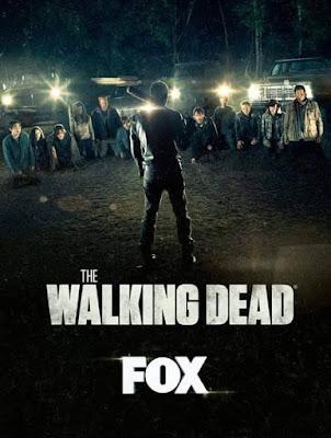 The Walking Dead – 7a Temp. Disco 1 [2016] [NTSC/DVDR-Custom HD] Ingles, Español Latino