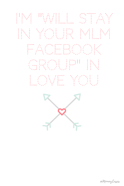 Funny Valentine's Day cards for moms and mom friends by Mommy Cusses