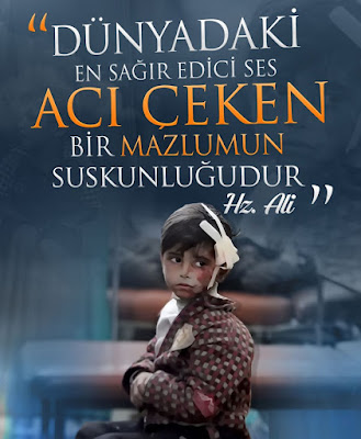 kız çocuğu, kız, çocuk, mazlum, ezilmiş, zulme uğramış, yaralı çocuk, açı çeken, Hz. Ali, Özlü sözler, anlamlı sözler, güzel sözler