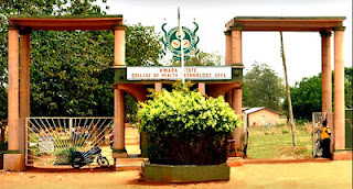 Kwara State College of Health Technology, Offa (KSCHT) 2017/2018 Admission Form