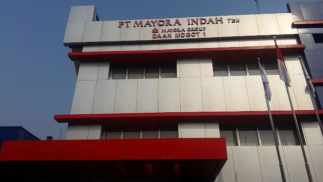 PT. Mayora Indah, Tbk