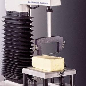 Wire cutter - butter test