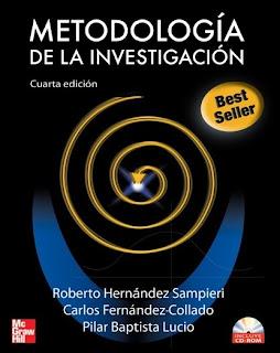 Metodologia dela investigacion sampieri 4ta edicion