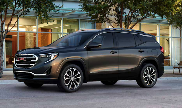 2019 GMC Terrain Review