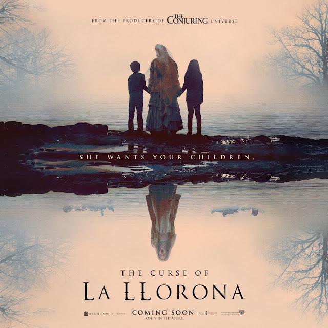 THE CURSE OF LA LLORONA #Movie @WarnerBros_sa #LaLlorona @LaLlorona #Contest