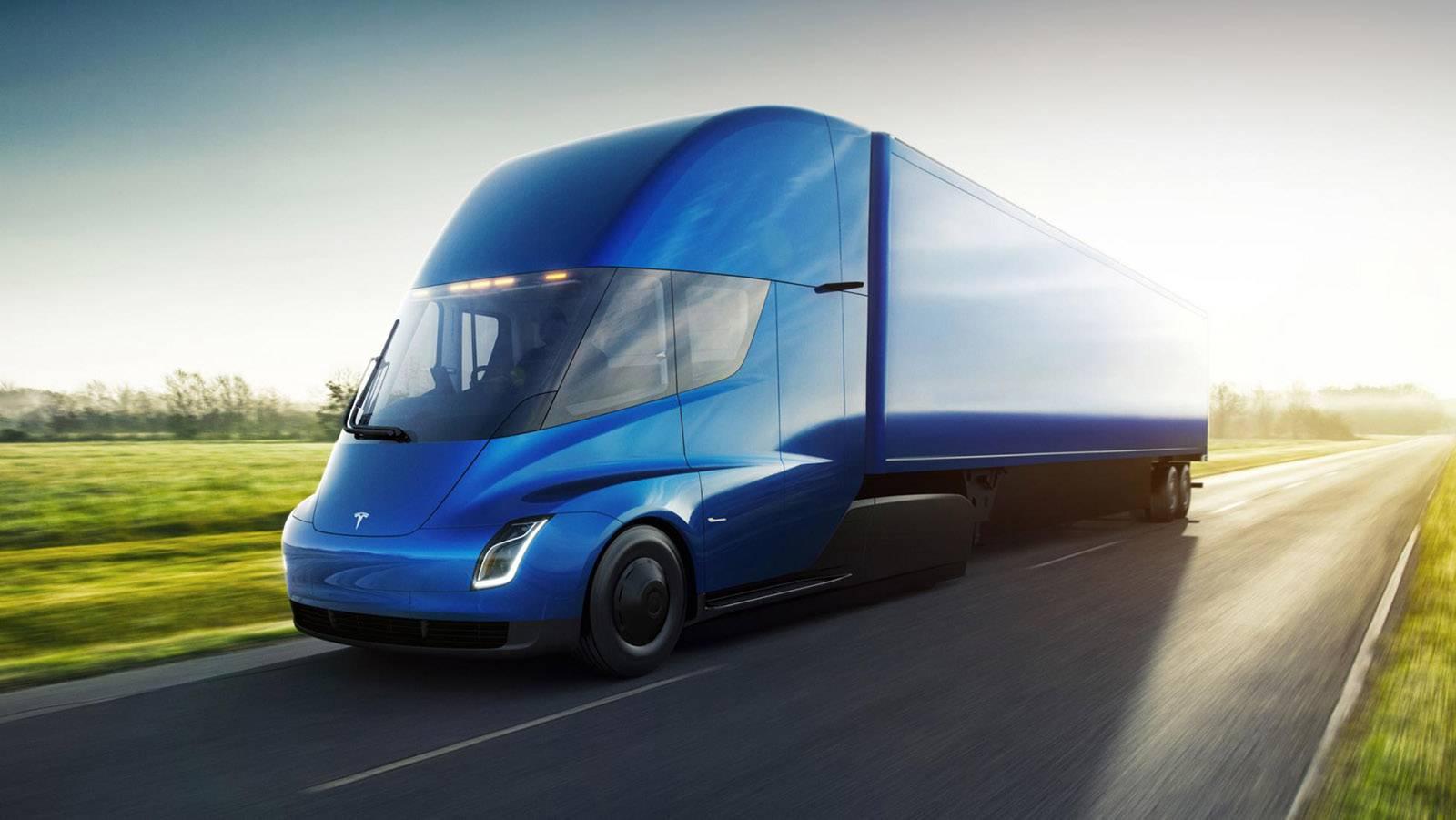 A PepsiCo e outras empresas já começaram a planejar a implementação de caminhões elétricos
