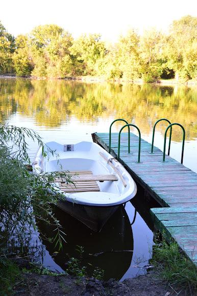 Камышеваха. Визит-центр регионального ландшафтного парка «Краматорский». Лебединое озеро