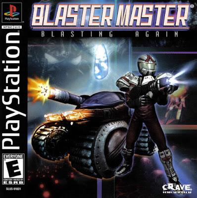 descargar blaster master blasting again psx mega