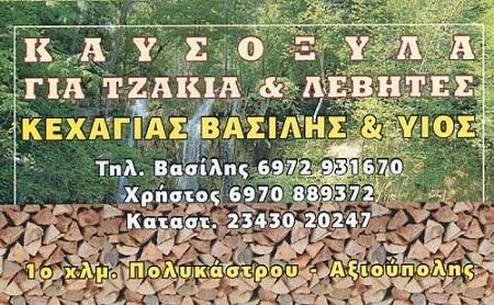 ΚΑΥΣΟΞΥΛΑ