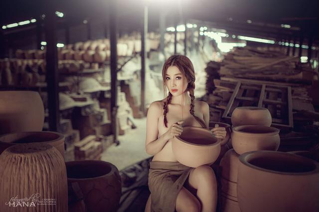 Album Kim Lê - cô gái làng gốm