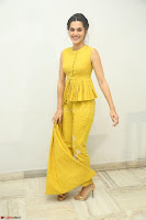 Taapsee Pannu looks mesmerizing in Yellow for her Telugu Movie Anando hma motion poster launch ~  Exclusive 072.JPG
