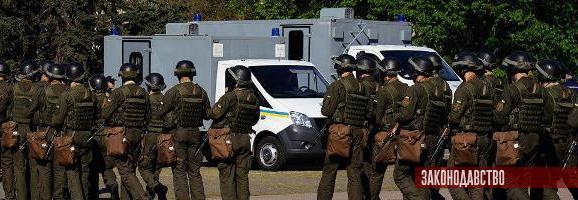 Затверджено порядок евакуації засуджених під час війни