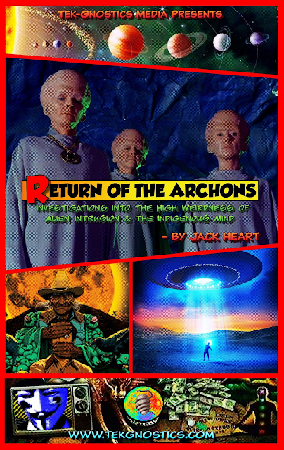 """Return of the Archons"" debuts at AlienCon 2018"