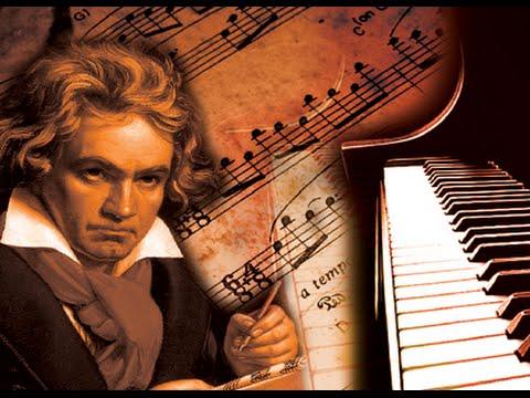 عبقري الموسيقى في جميع العصور لودفيج فان بتهوفن